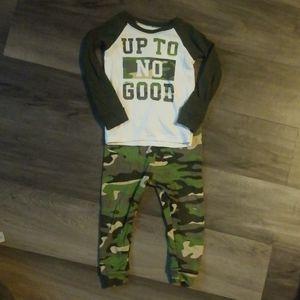 Up to no good pajamas!